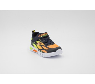 SCARPE TENNIS SKECHERS S LIGHTS: FLEX-GLOW - DEZLO 400016N/NVOR