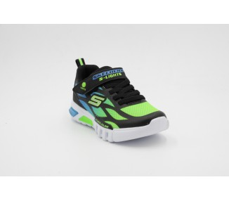 TENNIS SHOES SKECHERS S LIGHTS: FLEX-GLOW - DEZLO 400016L/BBLM
