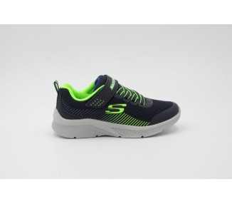 TENNIS SHOES SKECHERS MICROSPEC - GORZA 97535L/NVLM